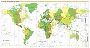 usa time zone vs india часовые пояса timezone стран мира
