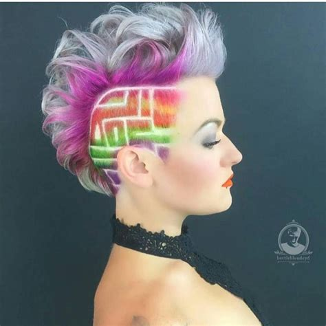 extremehaircut blog 17 best images about extreme hair colors 1 on pinterest