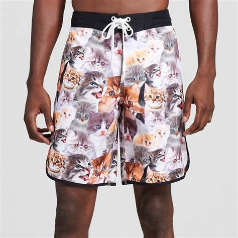 Cat Shorts by S Cats Board Shorts Target