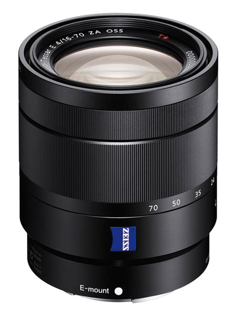 Lensa Sony Zeiss 16 70 F4 Oss lenstip lens review lenses reviews lens specification lenstip