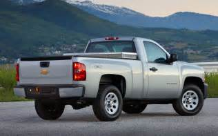 2013 Chevrolet Truck 2013 Chevrolet Silverado Work Truck Rear Photo 20
