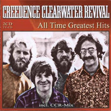 ccr best creedence clearwater revival all time greatest hits cd
