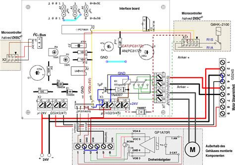 Building Design Plan 3 verkabelungsplan