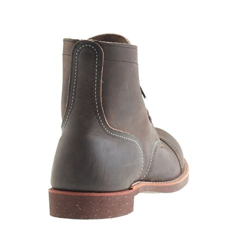 iron boots j crew wing for jcrew iron ranger boots in brown for