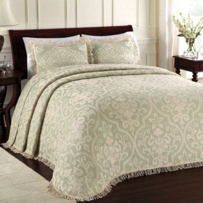 sage coverlet buy sage bedspreads from bed bath beyond