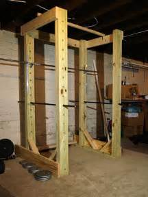 9 diy squat rack ideas diy ready