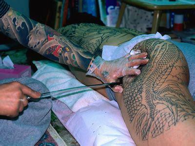 japanese tattoo healing method august 2012 davidl20 s blog