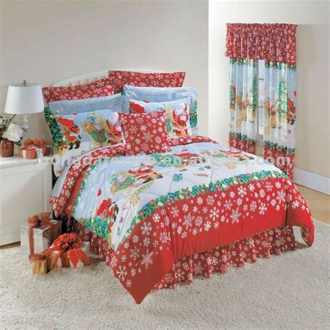christmas comforter sets king madinbelgrade
