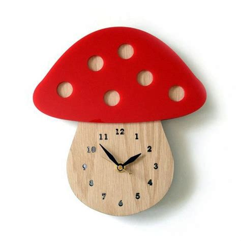 Design Clock by Kitchen Clocks Designs That Stimulate The Appetite