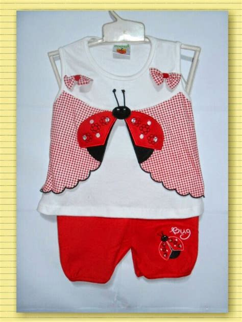 Dress Bayi Bugs clothing dress baby collection 2