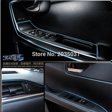 Car Interior Trim by Car Styling Interior Trim Car Stickers For Audi A5 Ford