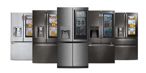 lg builds  success  award winning instaview technology  expanded  refrigerator lineup