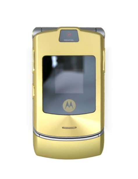 Gift It Gold Dolce Gabbana Razr V3i by Gold Razor Cell Phone Gold Razor 123 Copy Dvd Gold 08
