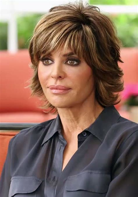 Housewives Of Beverly Hills Hairstyles | why harry hamlin threatened to divorce lisa rinna lisa