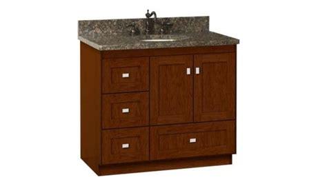 Strasser Vanity Tops by Strasser Woodenworks 36 Quot Montlake Vanity 7 Door Styles 15 Finishes Bathroom Vanities And More