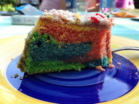 regenbogen kuchen im glas regenbogen kuchen leichtes rezept beliebte rezepte f 252 r