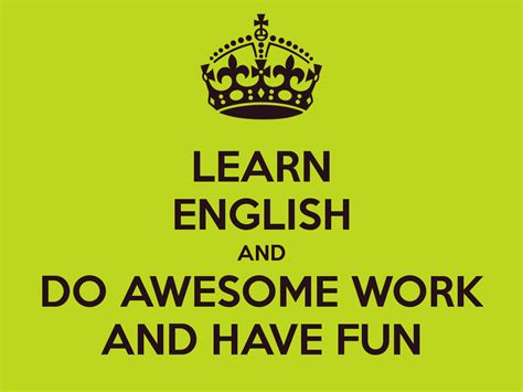 learning english is fun i see colours everywhere five reasons why you should learn english gethow