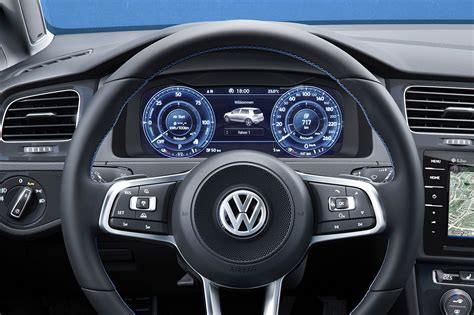 Volkswagen Golf Auto Hold by Seven Things You Need To Know About The Facelifted 2017 Vw