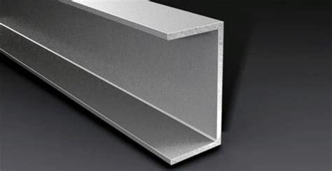 stainless steel u section channel profils en u en acier inoxydable montanstahl