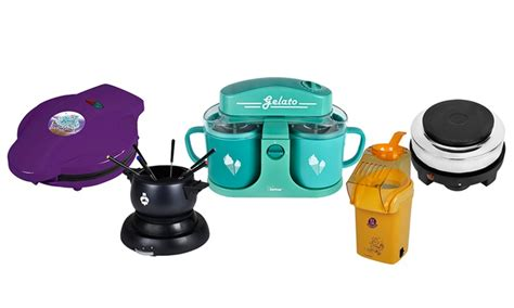 elettrodomestici piccoli da cucina piccoli elettrodomestici da cucina bimar groupon goods