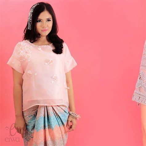 Kebaya Atasan Lace 1 57 best images about lace top kebaya on kebaya brokat sleeve lace top and