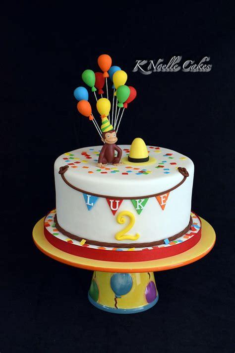 curious george theme cake   noelle cakes cakes   noelle cakes birthday cake kids boys