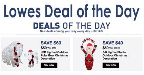 lowes com daily deals through 12 9 coupons 4 utah