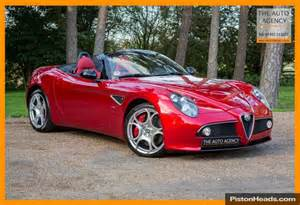 Used Alfa Romeos For Sale Used Alfa Romeo 8c Cars For Sale With Pistonheads