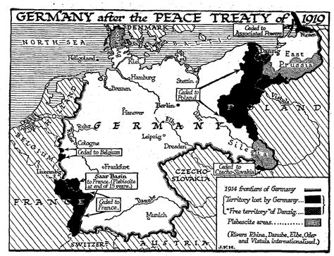 Outline The Non Territorial Terms Of The Treaty Of Versailles by 39 12 Summary Of The Covenant Of The League Of Nations The Outline Of History By H G