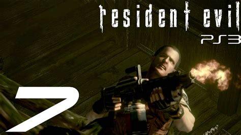 resident evil hd remaster ps jill walkthrough part