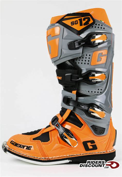 discount motocross boots gaerne sg 12 motocross boots riders discount