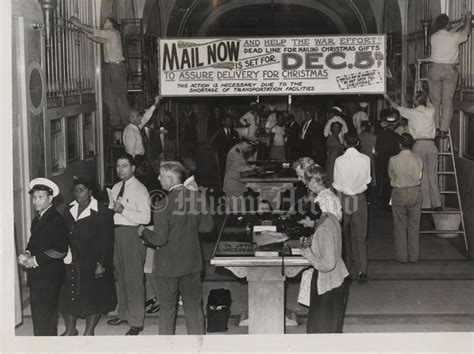 Hialeah Post Office by Post Offices Flashback Miami