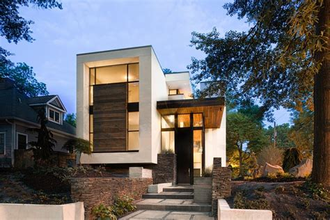 modern home design atlanta alaska house modern home in atlanta georgia by west