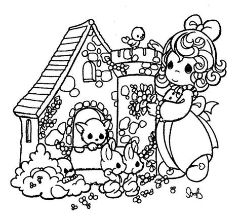 coloring pages of precious moments animals precious moments angels coloring pages az coloring pages