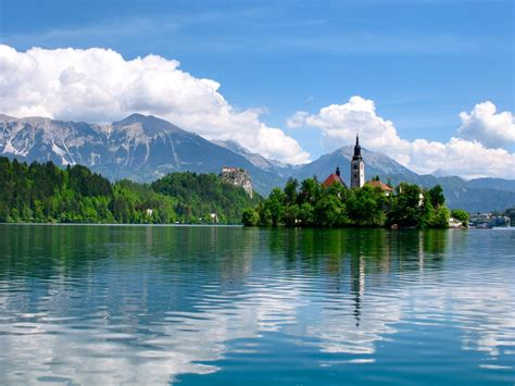 Slovenia Lake | lake bled slovenia one of europe s prettiest wanders