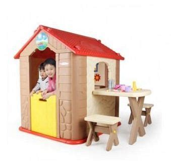 Jual Playzone Haenim haenim my playhouse sewa mainan anak stroller