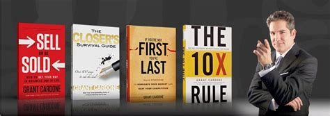 grant books grant cardone books what order should i read them