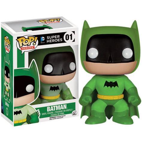 Funko Pop Batman Blue Rainbow 75th Anniversary Batman dc comics batman 75th anniversary green rainbow batman ee exclusive pop vinyl figure pop in a