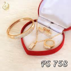 Set Perhiasan Xuping Set Chanel 65 pusat perhiasan set pusat perhiasan set dan aksesoris