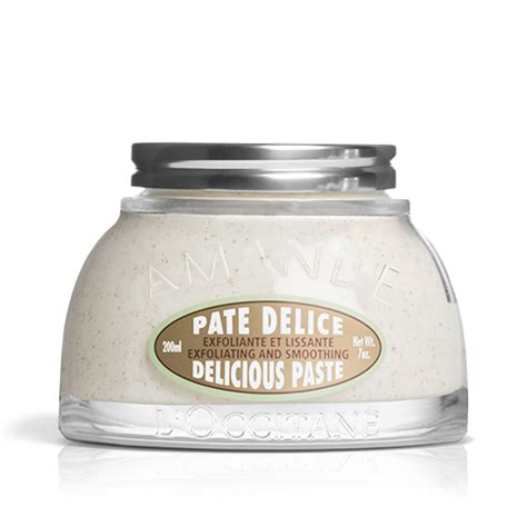 Loccitane Deliciouse Paste 200 Gr almond delicious paste scrub