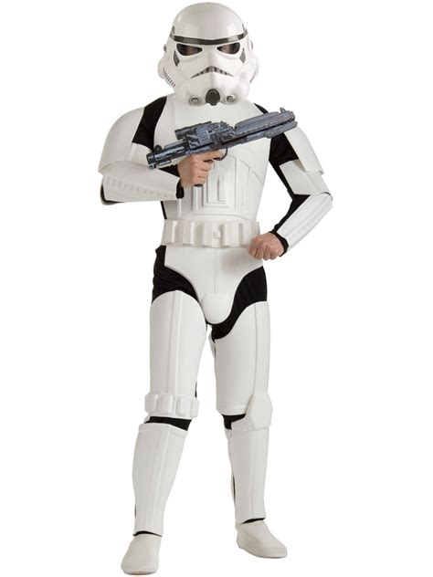 wars costumes deluxe stormtrooper wars costume 888572 fancy dress