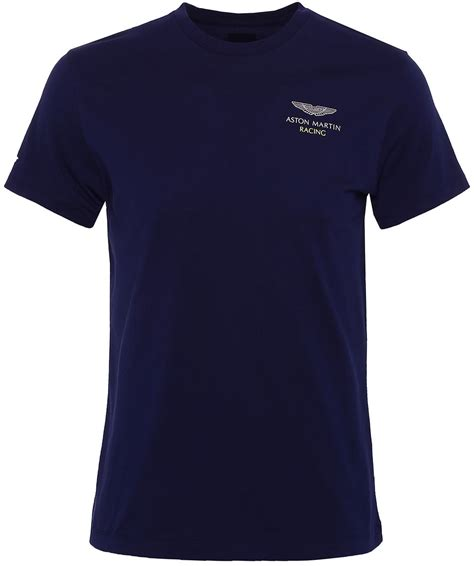 Aston Martin Shirt by Hackett Regular Fit Aston Martin Racing T Shirt Jules B