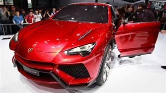 2017 Lamborghini Suv Lamborghini Urus Suv Will Make More Than 600 Horsepower