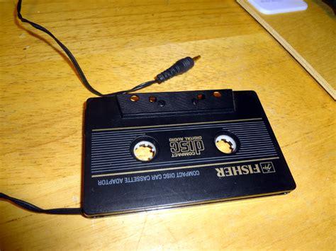 cassette adapter inside a cassette adapter imablog