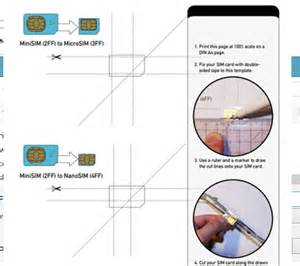 sim template how do i cut my own micro and nano sim cards