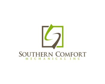 southern comfort mechanical southern comfort mechanical inc logo design contest