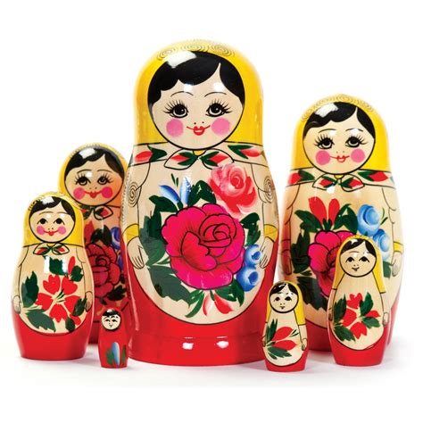7 Ways To Get In On The Matryoshka Doll Trend by The Modern Matryoshka The Children S Department