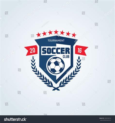 Soccer Club Logofootball Teams Logovector Logo Stock Vektorgrafik 398760214 Shutterstock Nightclub Logo Template