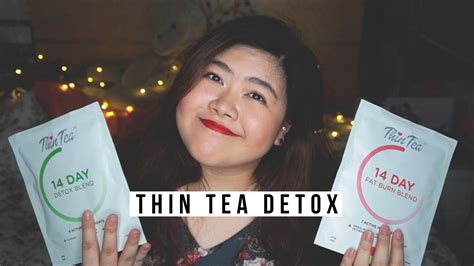 Does Speed Detox Really Work by Does This Really Work Thintea Detox Joellechoong
