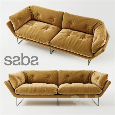 saba italia new york sofa 3d models sofa saba italia new york suite